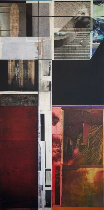 Teresa Booth Brown, 'Area 17'