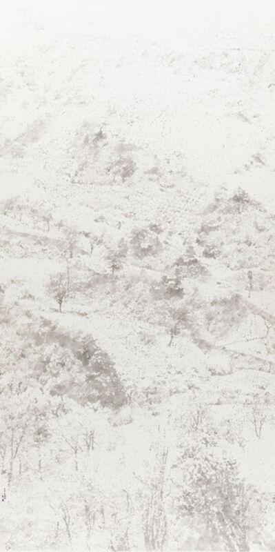 Li Wei 李威, 'Listening to the Snow No.10 听雪 No.10', 2014