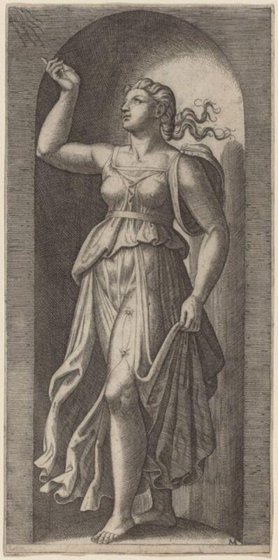 Marcantonio Raimondi after Raphael, 'Faith'