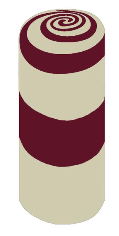 Belkıs Balpınar, 'Cylinder', 2012