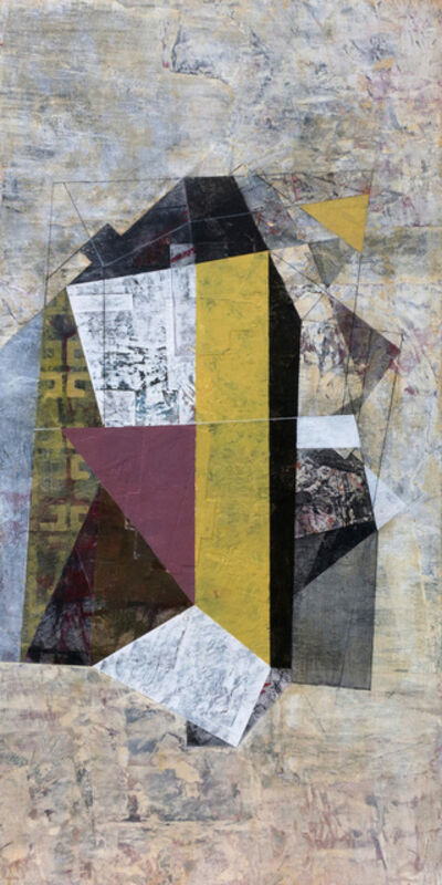 Linnie Brown, 'Twice Around a Resistant Detail', 2018