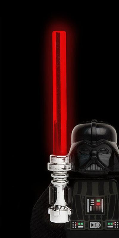 Dale May, 'Vader Saber', 2011
