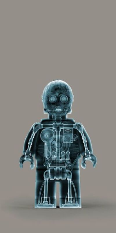 Dale May, 'X-Ray CthruPO'