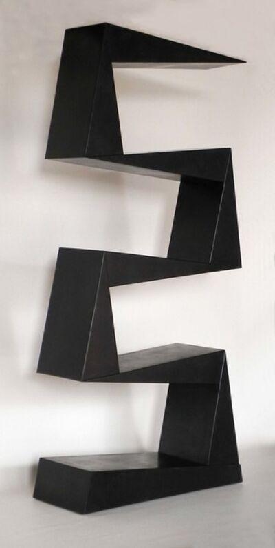 """Stéphane Ducatteau, 'Bookcase """"John""""', 2011"""
