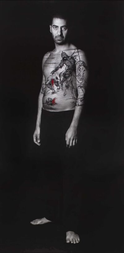 Shirin Neshat, 'Sherief (Villains), from The Book of Kings series', 2012