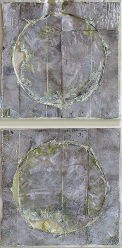 David Jang, 'Circle Series in White', 2012