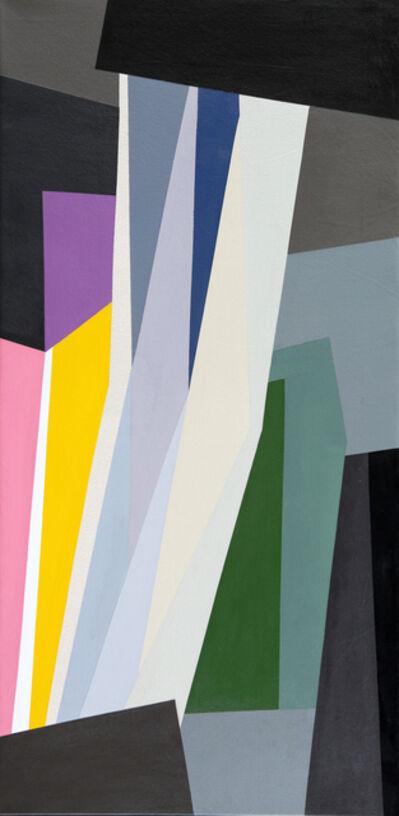 José Rosabal, 'Color Difucion', 2014