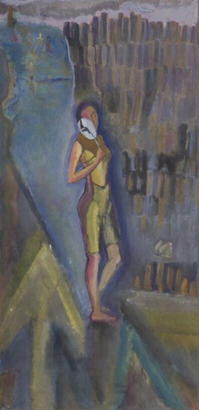 Zhu Li, 'Mask Series 5', 2004