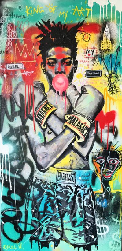 Rakel Wajnberg, 'Basquiat '
