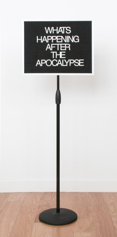 Maynard Monrow, 'Apocalypse', 2016