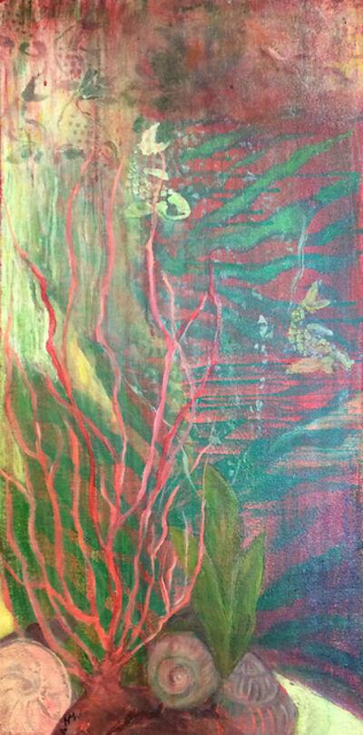 Helen M. Weinstein, 'Red Coral'