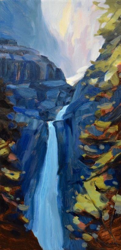 Kanna Aoki, 'Lower Yosemite Falls', 2018