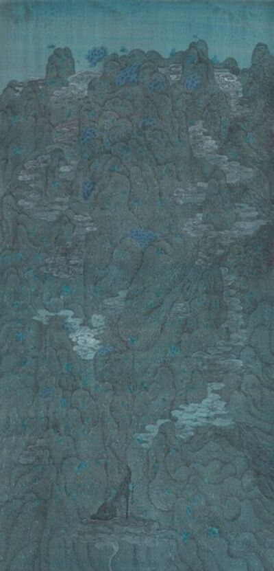 Liao Wen-Hao, 'Blue and White', 2014