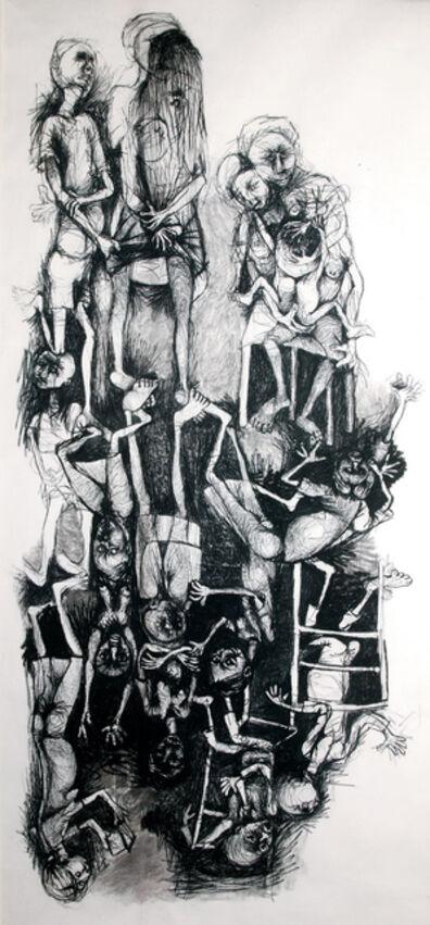 Dumile Feni, 'The Classroom', 1965