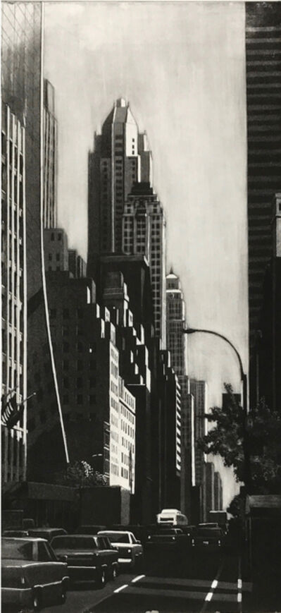 Richard Haas, '57th St Looking East', 2007