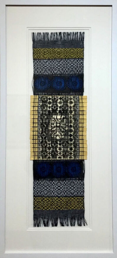 Renee Magnanti, 'Cretan Pattern with Italian Crochet ', 2017