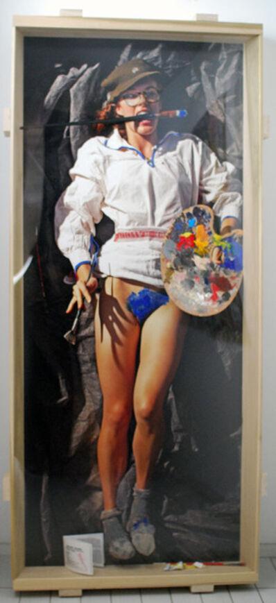 Guy Le Baube, 'Painter', 2012