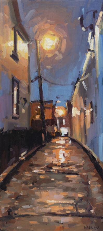 Brian Harvey, 'Rainy Evening North of the Danforth', 2019