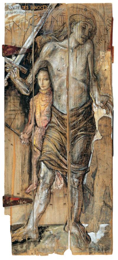 Traian Filip, 'Massacre of the Innocents', 1993