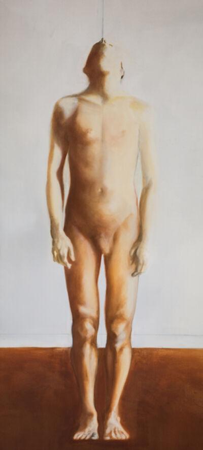 Grey James, 'Orange Mark', 2013