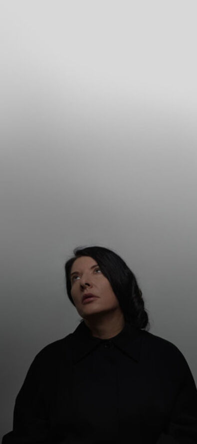 Marina Abramović, 'Ecstasy I, from the series With Eyes Closed I See Happiness', 2012
