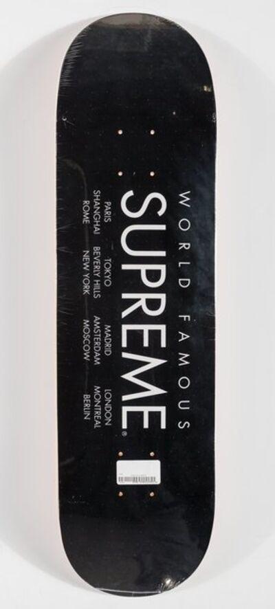 Supreme, 'International (Black)', 2015