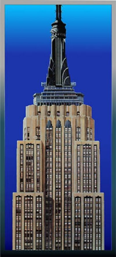 Richard Haas, 'Empire State Building', 1997