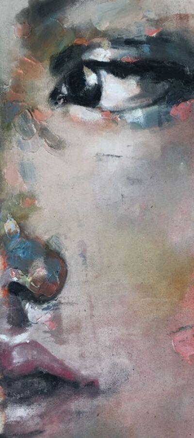 Thomas Donaldson, 'Head Study 3/19/19', 2019