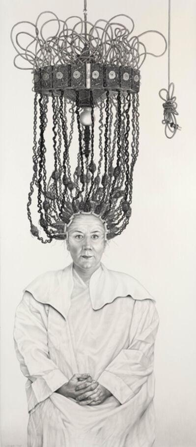 Laurie Lipton, 'Permanent', 2009