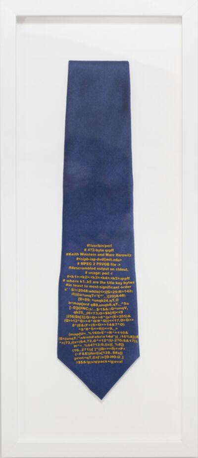 Keith Winstein, 'qrpff', 2000-2001