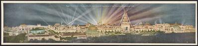 Pacific Novelty Company, 'Night Illumination—Panama-Pacific International Exposition—San Francisco, California', 1915