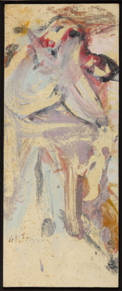 Willem de Kooning, 'Untitled (from the series of Women in Amagansett)', 1964-1966