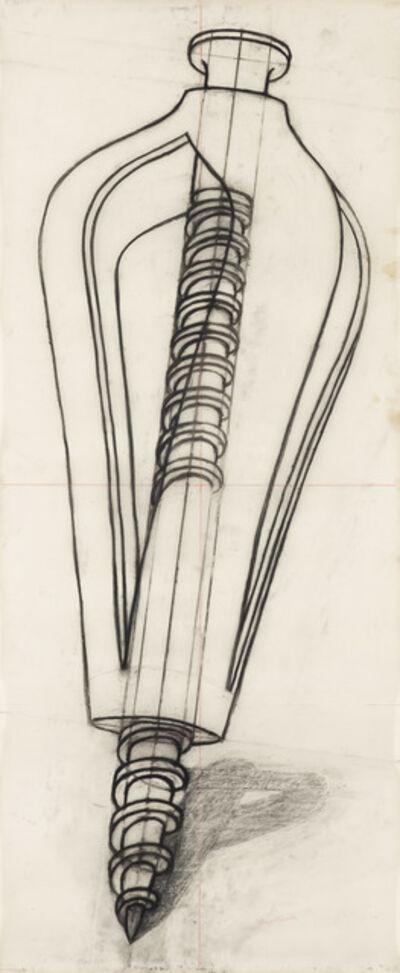 Konrad Klapheck, 'Dessin pour Le Présage', 1987