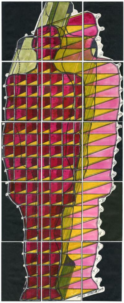Paul Neagu, 'Cake Man', 1969