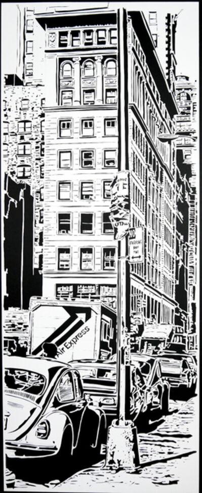 Thomas Witte, 'Union Square, 1974', 2015