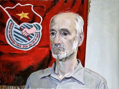 Portrait of Gabe Falsetta (Communist Party USA)