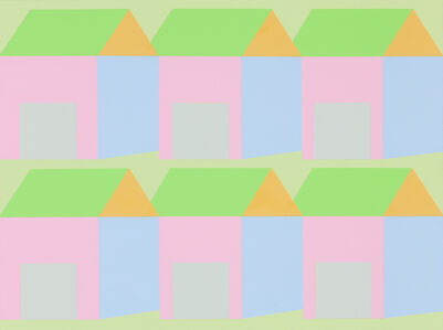 Pale Green Houses 6