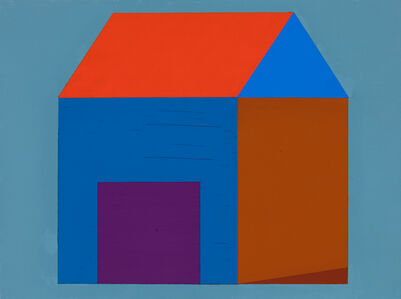 Ash Blue House 1