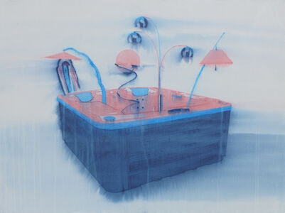 Lamp Hot Tub 3