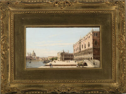 The Palazzo Ducale, Venice