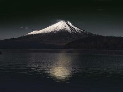 Black Mt. Fuji
