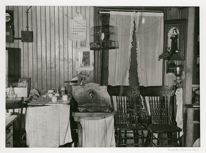 New York City Tenement Kitchen