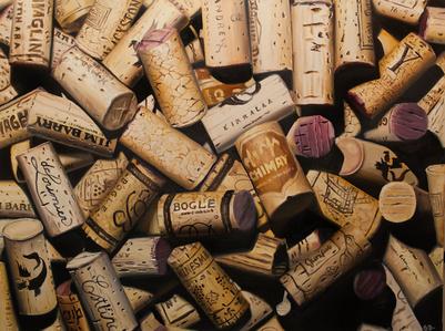 Wine Corks No. 2