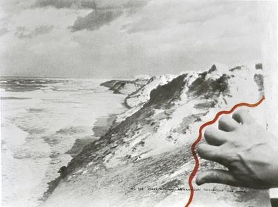 Aus dem Geometrischen Humanoiden Skizzenbuch der Natur, Rote Welle
