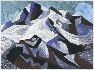 Picabia's Peak