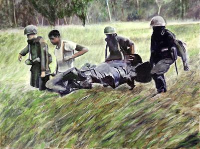 Ia Drang - Vietnam - 11.18.1965