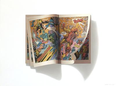 """Tzam!"" The Invincible Iron Man, Vol. 1, No. 106, January 1978"