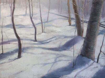 Vermont Snowscape No. 1