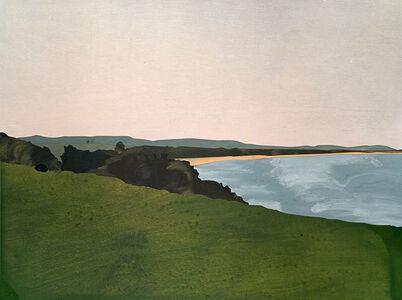 Painting 168 (Moonee Beach)