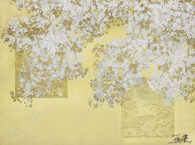 Sakura-zu (Cherry Blossoms)